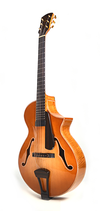 Maegen Wells Small Body Acoustic Archtop MAIN